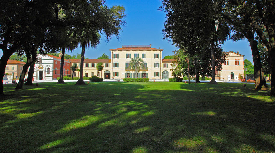 Villa Borbone Viareggio location eventi matrimoni